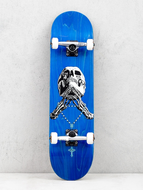 Blind Tribute Roasary Skateboard (blue)