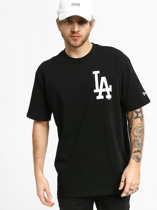 New Era Oversized Logo Los Angeles Dodgers T-shirt (black)