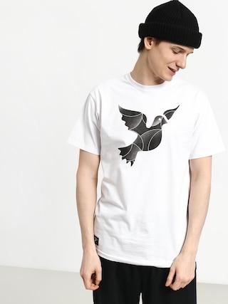 Nervous Icon T-shirt (white)