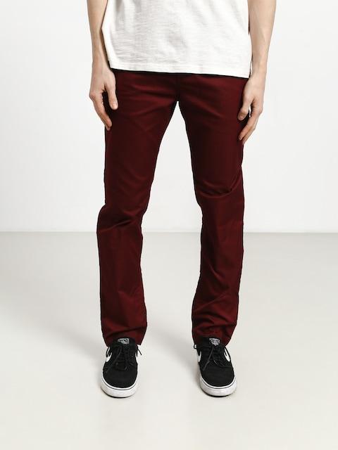 DC Worker Straight Pants (cabernet)