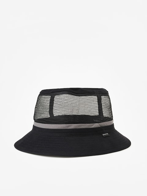 Brixton Hardy Bucket Hat (black/grey)