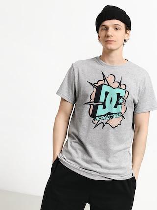DC Horizon Hell T-shirt (grey heather)