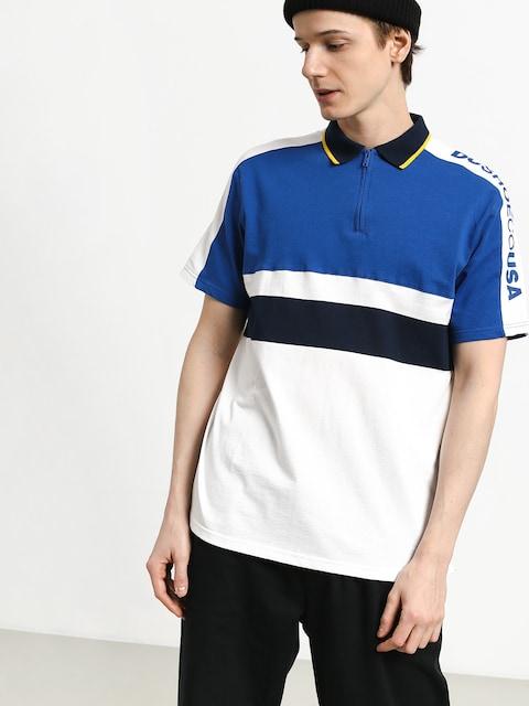DC Walkley Polo t-shirt (black iris)