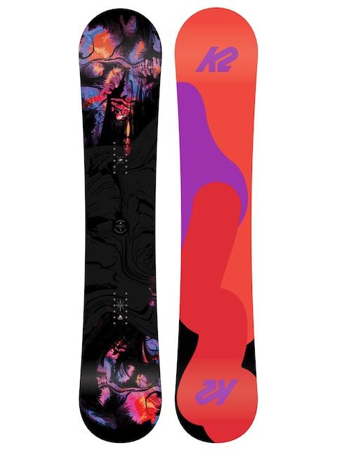 K2 Snowboard First Lite Wmn (orange/pink/red)