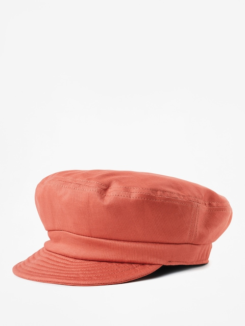 Brixton Fiddler Un W ZD Flat cap Wmn (red clay)