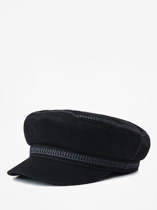 Brixton Fiddler Emb ZD Flat cap (black)
