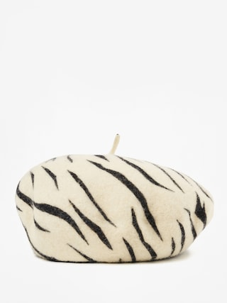 Brixton Audrey Beret Flat cap Wmn (white tiger)
