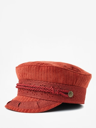 Brixton Albany ZD Flat cap Wmn (red clay)