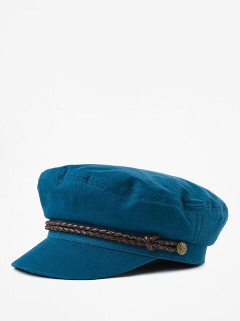 Brixton Ashland ZD Flat cap Wmn (orion blue/brown)