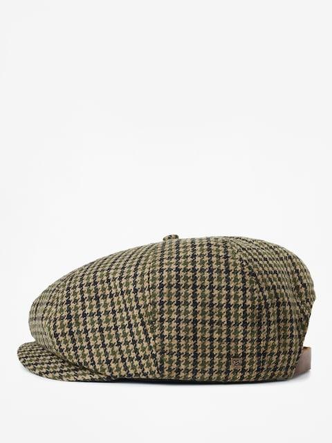 Brixton Brood Adj Snap ZD Flat cap (olive/tan)