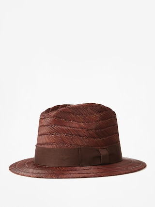 Brixton Rollins Fedora Hat (brown)