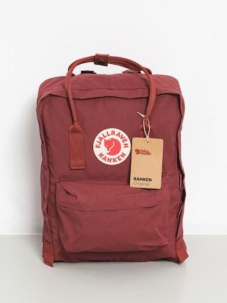 Fjallraven Kanken Backpack (ox red)
