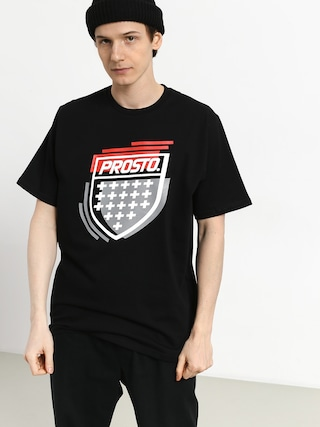 Prosto Blaze T-shirt (black)