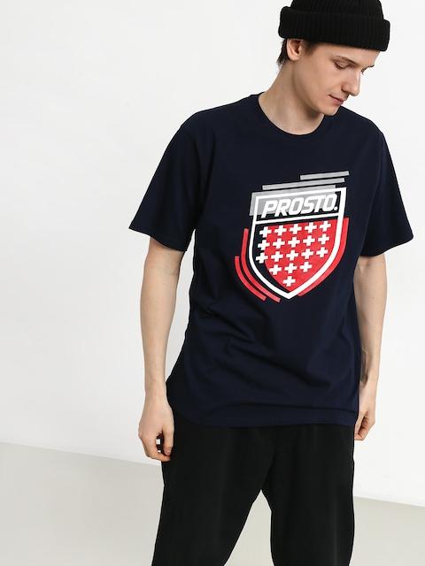 Prosto Blaze T-shirt (navy)