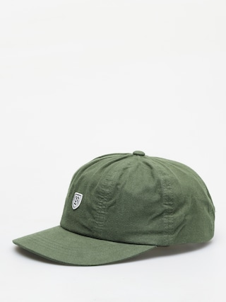 Brixton B Shield III ZD Cap (leaf)