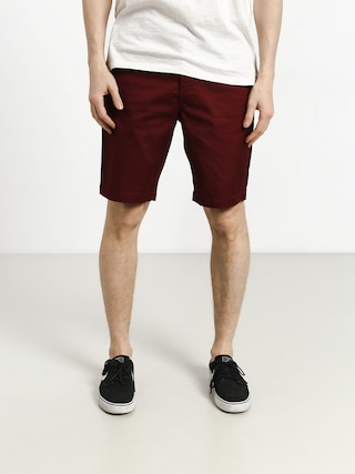 DC Worker Straight Shorts (cabernet)