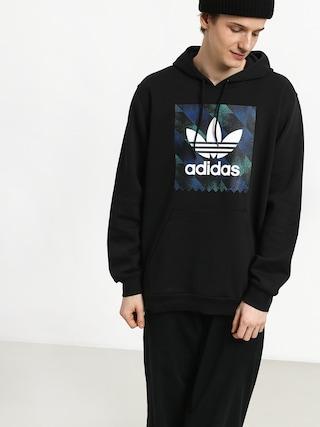 adidas Towning HD Hoodie (black/white/actblu/a)