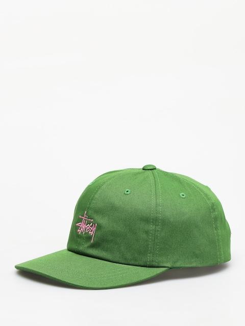 Stussy Stock Low Pro ZD Cap (green)