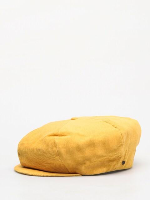 Brixton Ollie W ZD Flat cap Wmn (mustard cord)