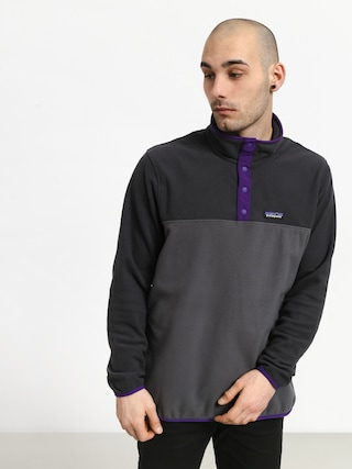 Patagonia Micro D Snap T Fleece (forge grey)