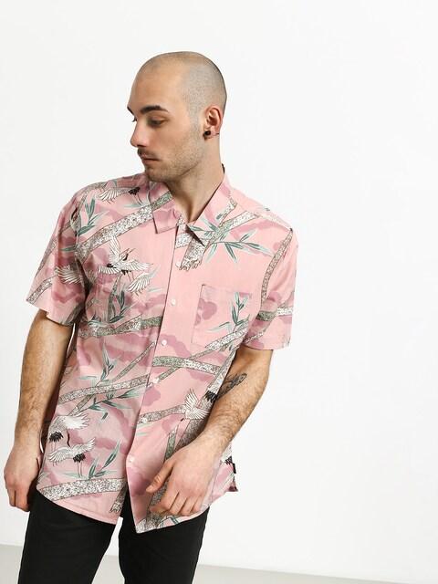 Brixton Lovitz II Wvn Shirt (dusty pink)