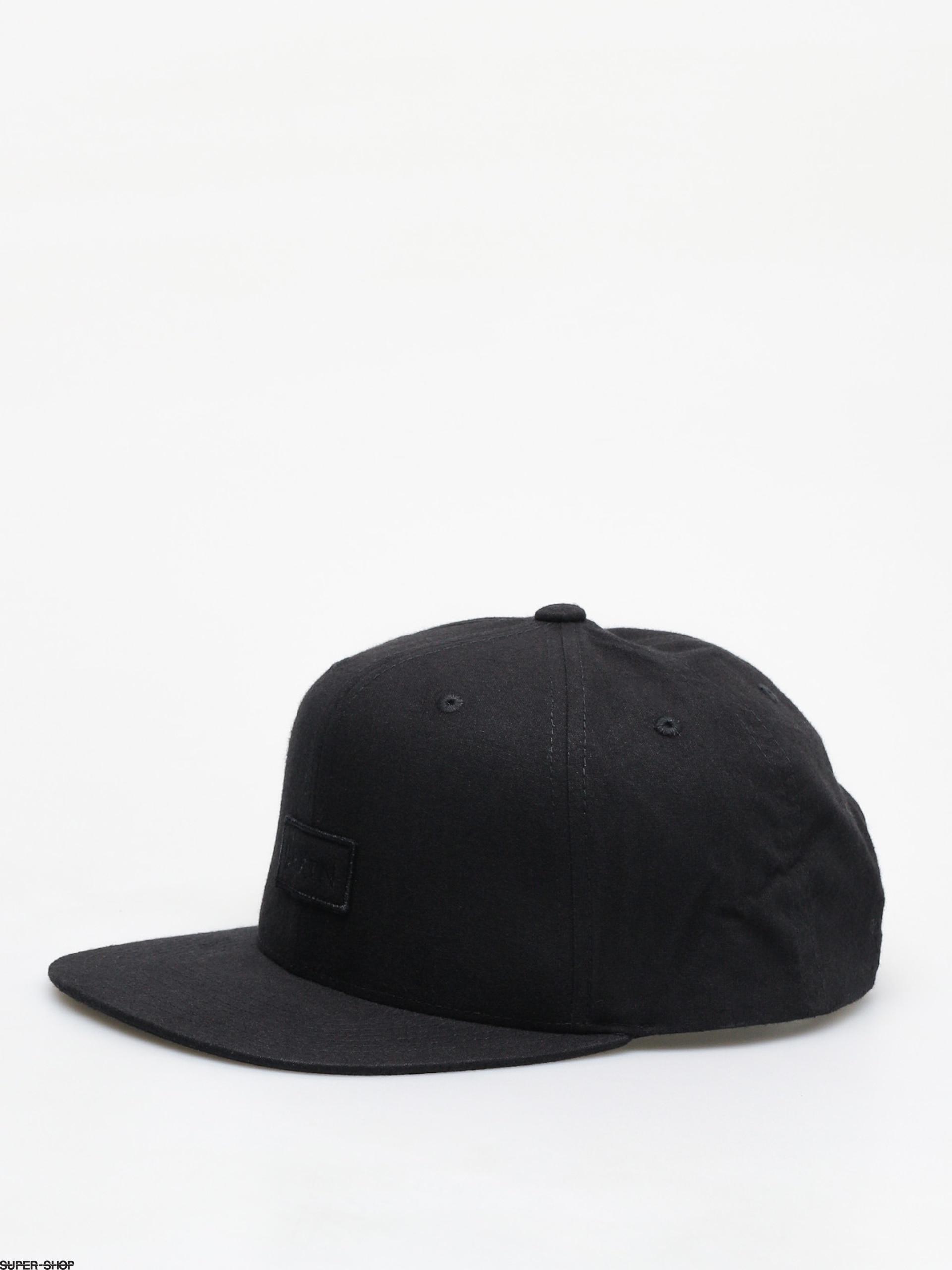 982ce7cefe Brixton Rift II Mp Snbk ZD Cap (black)