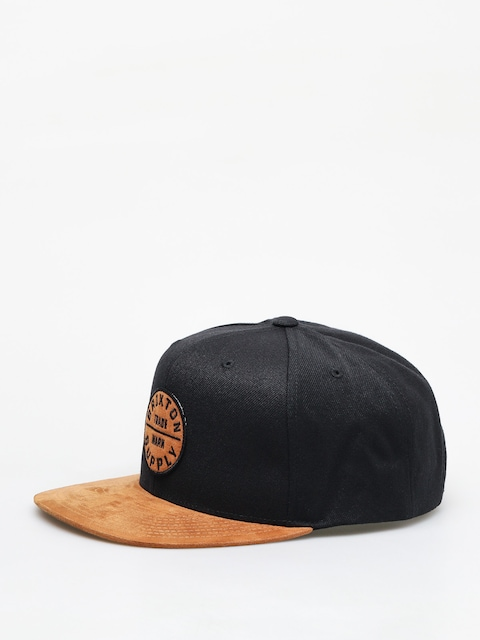 Brixton Oath III ZD Cap (copper/black)