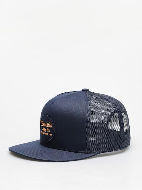 Brixton Wheeler Mesh ZD Cap (patriot blue)