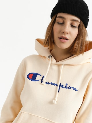Champion Premium Reverse Weave Hooded Sweatshirt HD Hoodie Wmn (vnc)