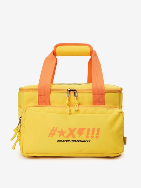 Brixton Shine Cooler Bag (yellow)