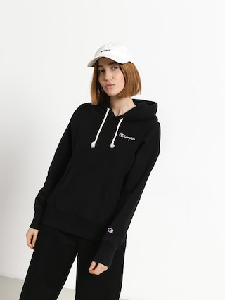 Champion Premium Reverse Weave Hooded Sweatshirt HD Hoodie Wmn (nbk)