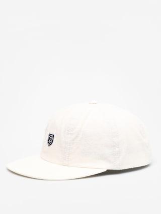 Brixton B Shield III ZD Cap (off white)