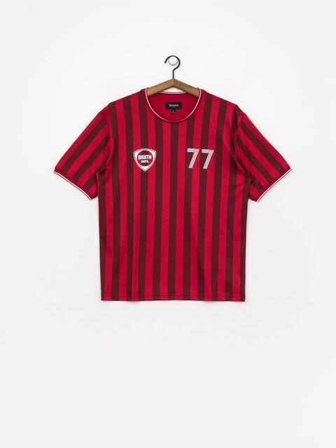 Brixton Aston T-shirt (scarlet)