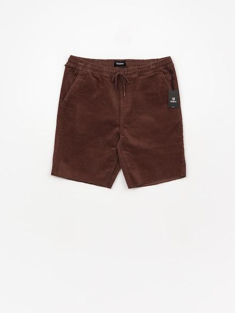 Brixton Madrid II Shorts (brown cord)