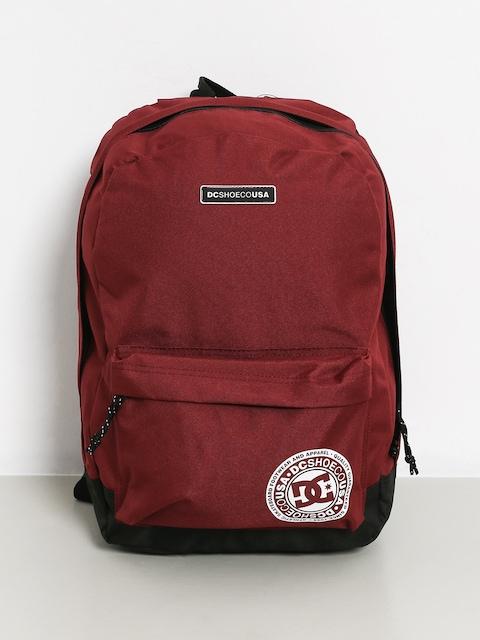 DC Backstack Backpack (pomegrenate)