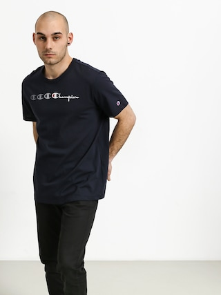 Champion Crewneck T Shirt T-shirt (nny)