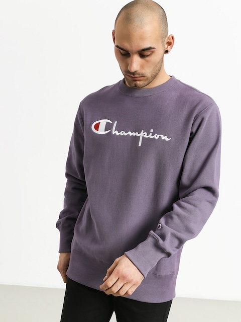 Champion Premium Reverse Weave Big Logo Crewneck Sweatshirt (pae)
