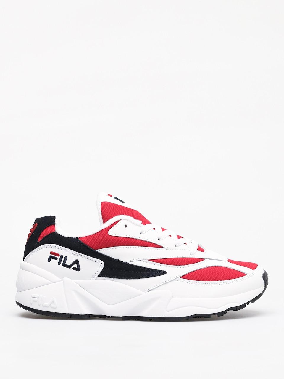 Fila Venom Low Shoes (white/fila navy