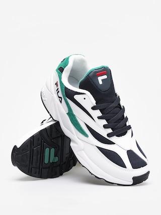 Fila Venom Low Shoes (white/fila navy/shady glade)