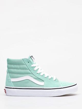 Vans Sk8 Hi Shoes (neptune green)