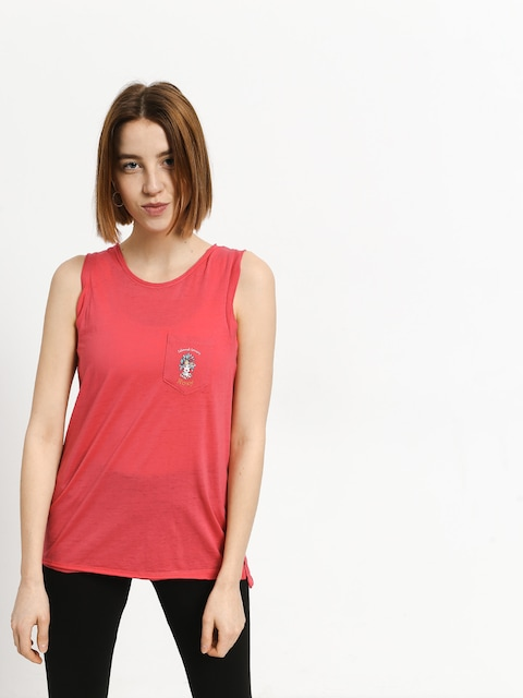 Roxy Tank top Time For Another Day A Wmn (rouge red)
