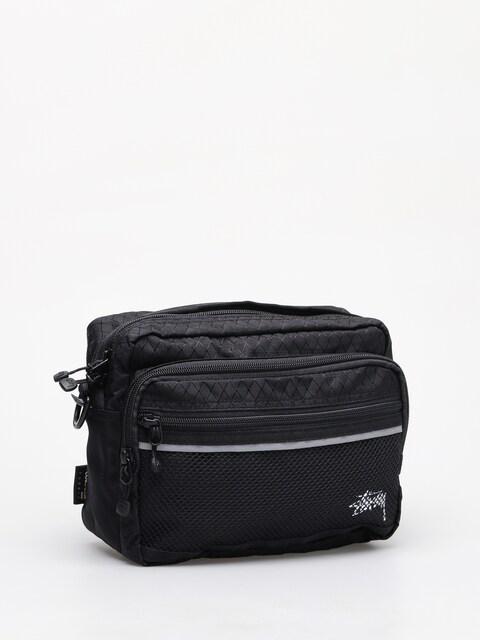 Stussy Diamond Ripstop Bag (black)