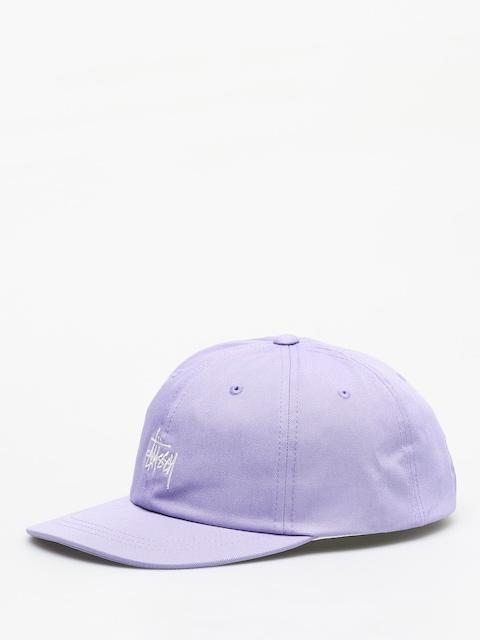 Stussy Stock Low Pro ZD Cap (lavendar)