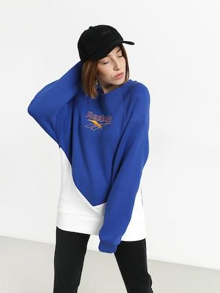 Reebok Cl V Crew Sweatshirt Wmn (crucob/white)