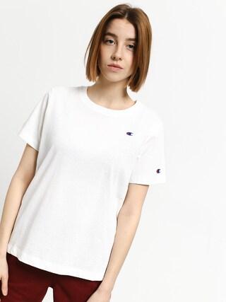 Champion Premium Crewneck T-shirt Wmn (wht)