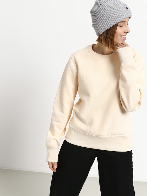 Champion Premium Reverse Weave Crewneck Sweatshirt Wmn (vnc)