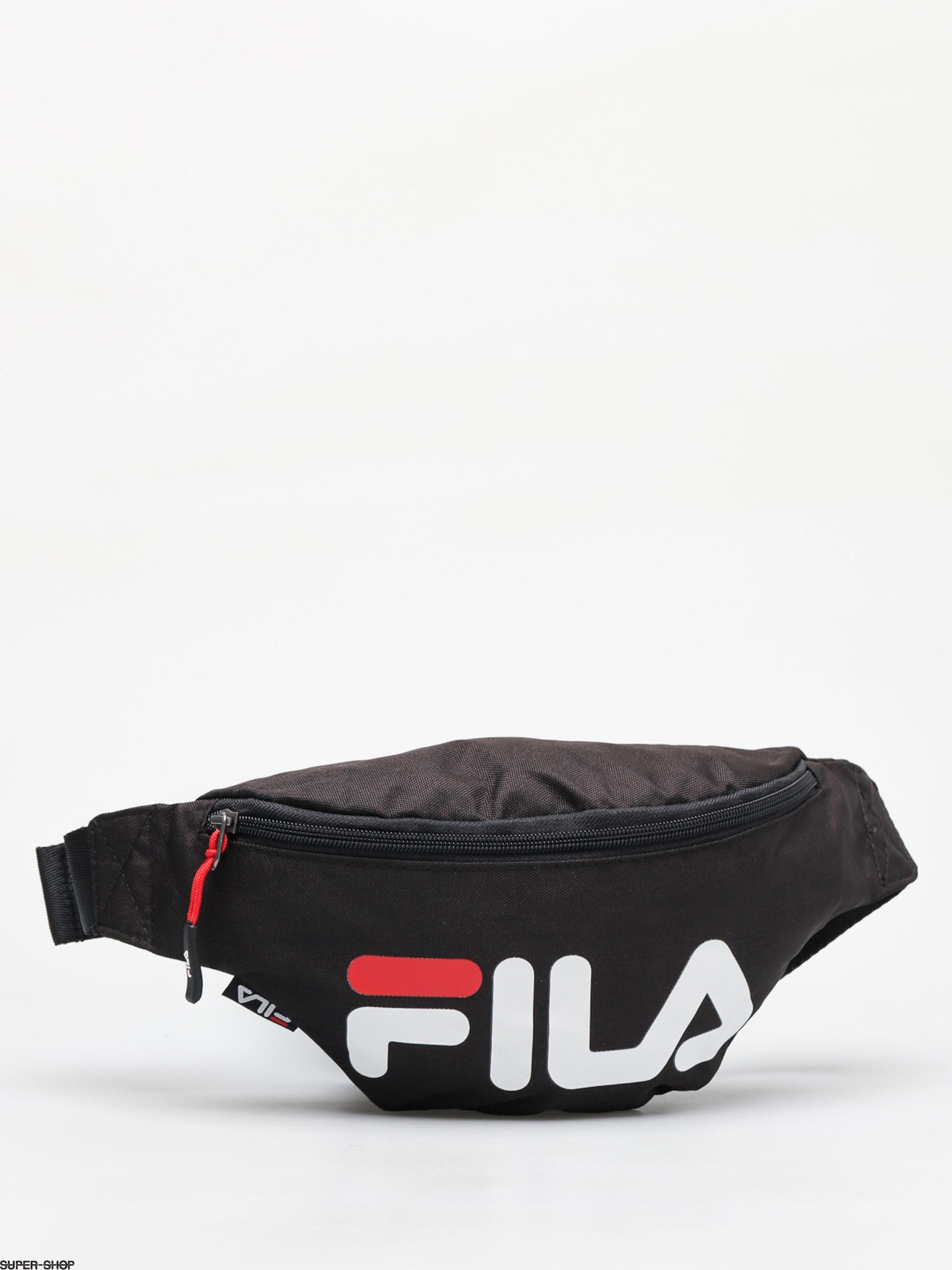 b2c2908b07c3 Fila Waist Bag Slim Bum bag (black)