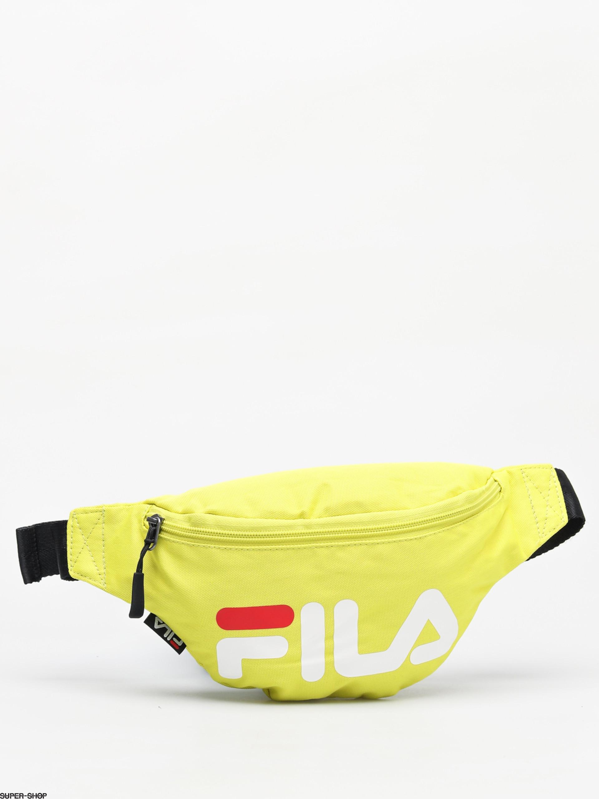 48e3e9648b7a Fila Waist Bag Slim Bum bag (sulfur spring)