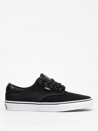 Vans Chima Ferguson Pro Shoes (black/true white)