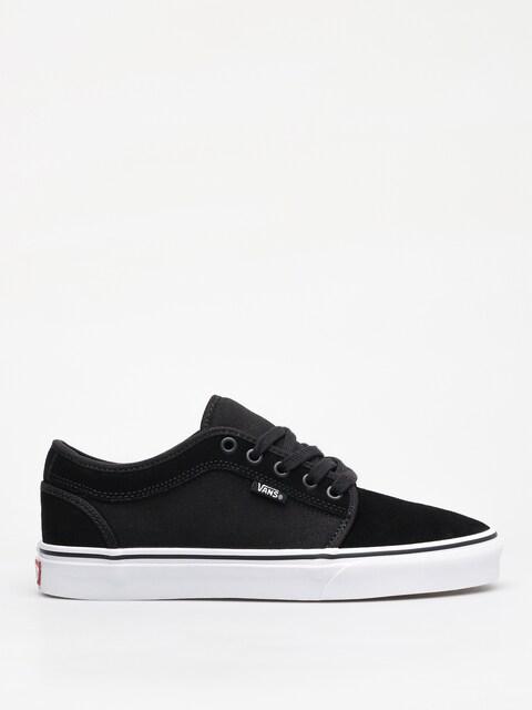 Vans Chukka Low Shoes (suede/black/true white)